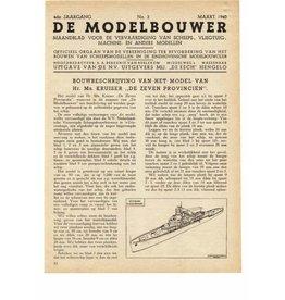 """NVM 95.40.003 Jaargang """"De Modelbouwer"""" Editie : 40.003 (PDF)"""