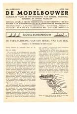 """NVM 95.40.004 Jaargang """"De Modelbouwer"""" Editie : 40.004 (PDF)"""