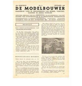 """NVM 95.40.009 Jaargang """"De Modelbouwer"""" Editie : 40.009 (PDF)"""