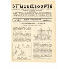 """NVM 95.40.012 Jaargang """"De Modelbouwer"""" Editie : 40.012 (PDF)"""