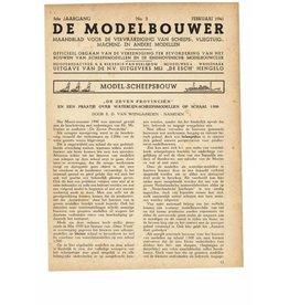 """NVM 95.41.002 Jaargang """"De Modelbouwer"""" Editie : 41.002 (PDF)"""