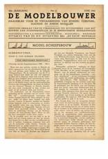 """NVM 95.41.006 Jaargang """"De Modelbouwer"""" Editie : 41.006 (PDF)"""