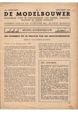 """NVM 95.42.009 Jaargang """"De Modelbouwer"""" Editie : 42.009 (PDF)"""