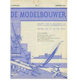 """NVM 95.43.002 Jaargang """"De Modelbouwer"""" Editie : 43.002 (PDF)"""