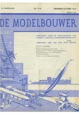 """NVM 95.43.009 Jaargang """"De Modelbouwer"""" Editie : 43.009 (PDF)"""