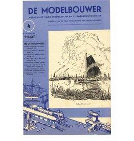 """NVM 95.46.004 Jaargang """"De Modelbouwer"""" Editie : 46.004 (PDF)"""