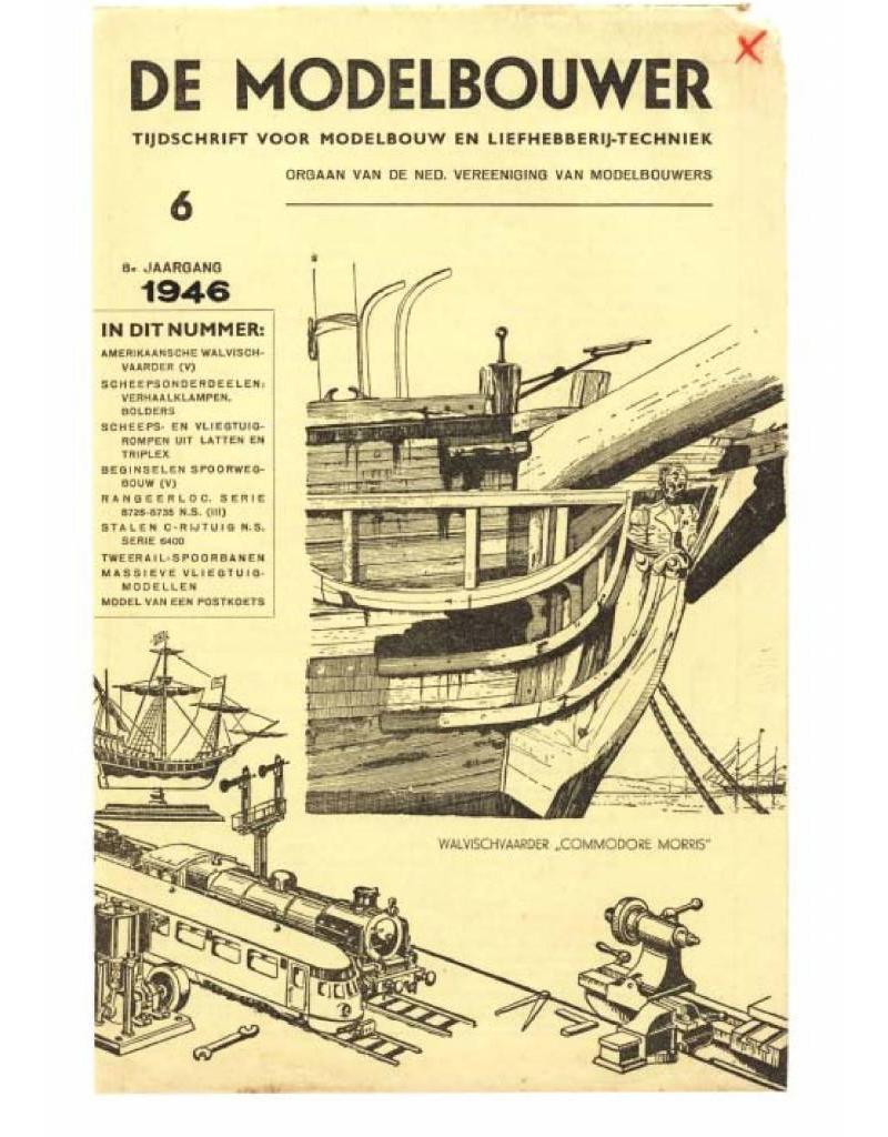 """NVM 95.46.006 Jaargang """"De Modelbouwer"""" Editie : 46.006 (PDF)"""