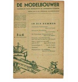 """NVM 95.47.005 Jaargang """"De Modelbouwer"""" Editie : 47.005 (PDF)"""