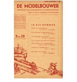 """NVM 95.47.009 Jaargang """"De Modelbouwer"""" Editie : 47.009 (PDF)"""