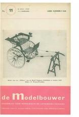 """NVM 95.49.011 Jaargang """"De Modelbouwer"""" Editie : 49.011 (PDF)"""