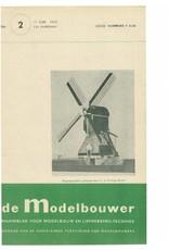 """NVM 95.50.002 Jaargang """"De Modelbouwer"""" Editie : 50.002 (PDF)"""