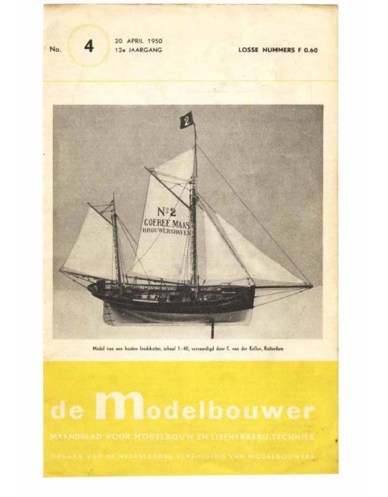 """NVM 95.50.004 Jaargang """"De Modelbouwer"""" Editie : 50.004 (PDF)"""
