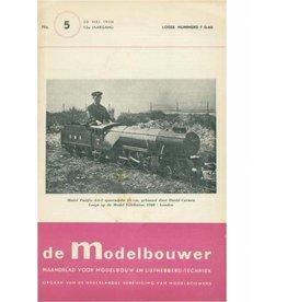 """NVM 95.50.005 Jaargang """"De Modelbouwer"""" Editie : 50.005 (PDF)"""