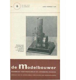 """NVM 95.50.006 Jaargang """"De Modelbouwer"""" Editie : 50.006 (PDF)"""
