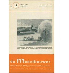 """NVM 95.50.007 Jaargang """"De Modelbouwer"""" Editie : 50.007 (PDF)"""