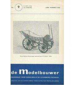 """NVM 95.50.009 Jaargang """"De Modelbouwer"""" Editie : 50.009 (PDF)"""