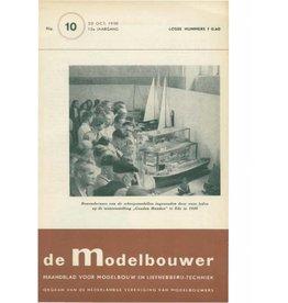 """NVM 95.50.010 Jaargang """"De Modelbouwer"""" Editie : 50.010 (PDF)"""