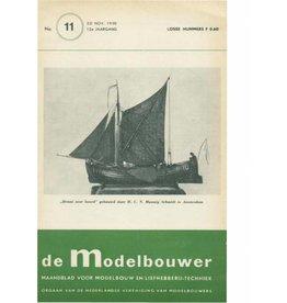 """NVM 95.50.011 Jaargang """"De Modelbouwer"""" Editie : 50.011 (PDF)"""