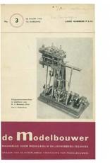"""NVM 95.51.003 Jaargang """"De Modelbouwer"""" Editie : 51.003 (PDF)"""