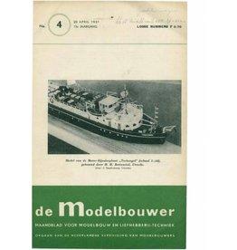 """NVM 95.51.004 Jaargang """"De Modelbouwer"""" Editie : 51.004 (PDF)"""