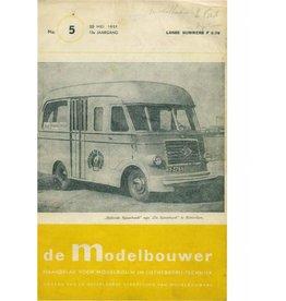"""NVM 95.51.005 Jaargang """"De Modelbouwer"""" Editie : 51.005 (PDF)"""