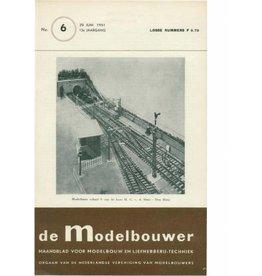 """NVM 95.51.006 Jaargang """"De Modelbouwer"""" Editie : 51.006 (PDF)"""