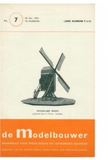 """NVM 95.51.007 Jaargang """"De Modelbouwer"""" Editie : 51.007 (PDF)"""