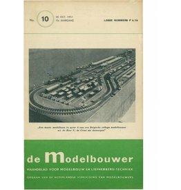 """NVM 95.51.010 Jaargang """"De Modelbouwer"""" Editie : 51.010 (PDF)"""