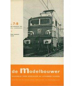 """NVM 95.52.007 Jaargang """"De Modelbouwer"""" Editie : 52.007 (PDF)"""