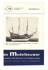 """NVM 95.52.012 Jaargang """"De Modelbouwer"""" Editie : 52.012 (PDF)"""