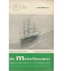 """NVM 95.53.001 Jaargang """"De Modelbouwer"""" Editie : 53.001 (PDF)"""