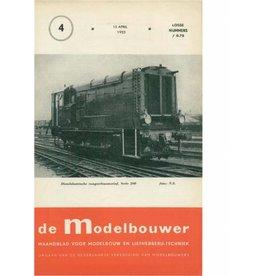 """NVM 95.53.004 Jaargang """"De Modelbouwer"""" Editie : 53.004 (PDF)"""
