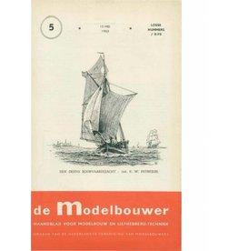"""NVM 95.53.005 Jaargang """"De Modelbouwer"""" Editie : 53.005 (PDF)"""