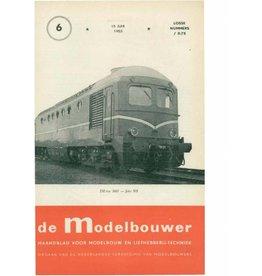 """NVM 95.53.006 Jaargang """"De Modelbouwer"""" Editie : 53.006 (PDF)"""