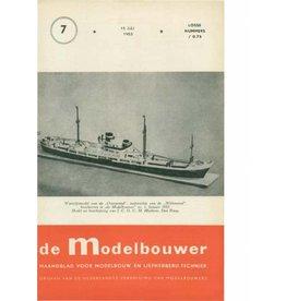 """NVM 95.53.007 Jaargang """"De Modelbouwer"""" Editie : 53.007 (PDF)"""