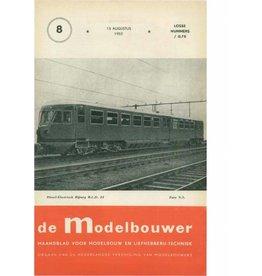 """NVM 95.53.008 Jaargang """"De Modelbouwer"""" Editie : 53.008 (PDF)"""