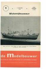 """NVM 95.53.009 Jaargang """"De Modelbouwer"""" Editie : 53.009 (PDF)"""