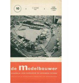 """NVM 95.53.010 Jaargang """"De Modelbouwer"""" Editie : 53.010 (PDF)"""