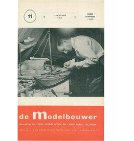"""NVM 95.53.011 Jaargang """"De Modelbouwer"""" Editie : 53.011 (PDF)"""