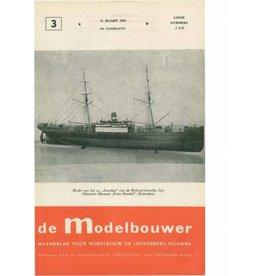 """NVM 95.54.003 Jaargang """"De Modelbouwer"""" Editie : 54.003 (PDF)"""