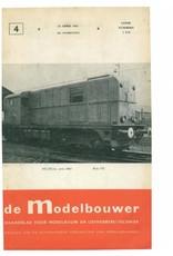 """NVM 95.54.004 Jaargang """"De Modelbouwer"""" Editie : 54.004 (PDF)"""