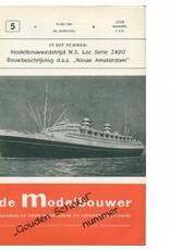 """NVM 95.54.005 Jaargang """"De Modelbouwer"""" Editie : 54.005 (PDF)"""