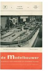"""NVM 95.54.007 Jaargang """"De Modelbouwer"""" Editie : 54.007 (PDF)"""