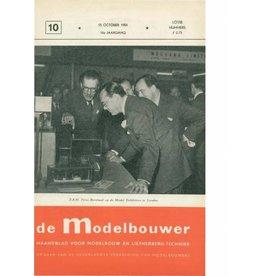 """NVM 95.54.010 Jaargang """"De Modelbouwer"""" Editie : 54.010 (PDF)"""