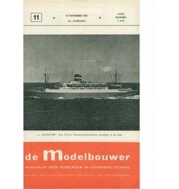 """NVM 95.54.011 Jaargang """"De Modelbouwer"""" Editie : 54.011 (PDF)"""