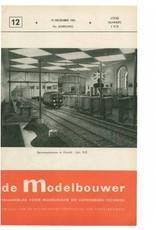 """NVM 95.54.012 Jaargang """"De Modelbouwer"""" Editie : 54.012 (PDF)"""