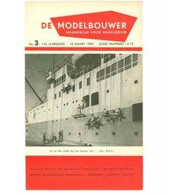 """NVM 95.55.003 Jaargang """"De Modelbouwer"""" Editie : 55.003 (PDF)"""