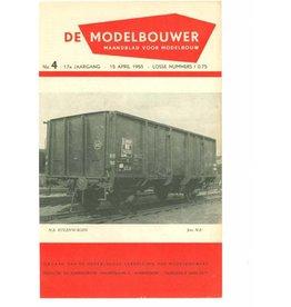 """NVM 95.55.004 Jaargang """"De Modelbouwer"""" Editie : 55.004 (PDF)"""