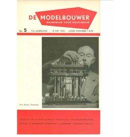 """NVM 95.55.005 Jaargang """"De Modelbouwer"""" Editie : 55.005 (PDF)"""