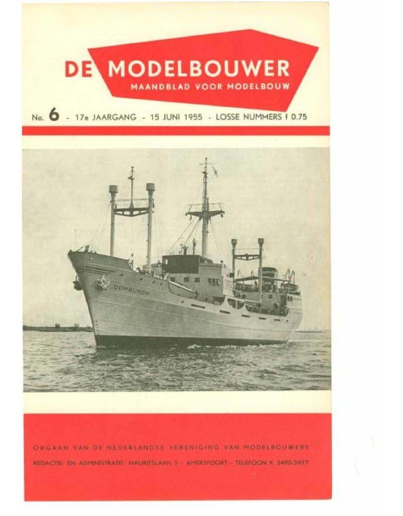 """NVM 95.55.006 Jaargang """"De Modelbouwer"""" Editie : 55.006 (PDF)"""
